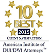 10 Best - American Institute of DUI/DWI Attorneys