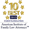 10 Best - American Institute of Family Law Attorneys